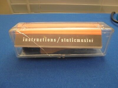 STATICMASTER 1 C 200 BRUSH  Nuclear Products Company