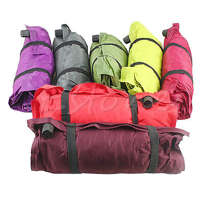 Automatic Inflatable Pillow Travel Outdoor Hiking Camping Air Cushion Portable