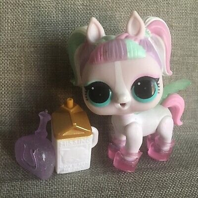 LOL Surprise Dolls *Unipony* Unicorn's Pet! Color changing!