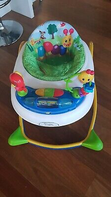 Baby Einstein Walker As New + walker (used condition) + baby activity table