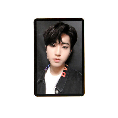 [STRAY KIDS]Cle 2:Yellow Wood/Side Effects/Album Official Photocard/ BLACK - HAN