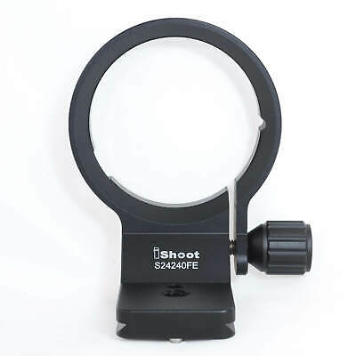 Lens Support Tripod Mount Ring with Quick Release Plate for Sony FE 12-24mm F4 G