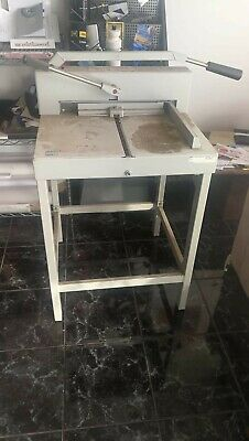 Manuel Guillotine 430MM with Stand