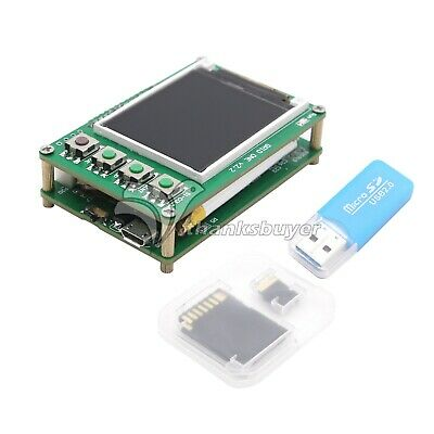 "AMG8833 8x8 Infrared Thermal Imager Sensor Module w/ 4G TF Card 1.6"" Screen THZ"
