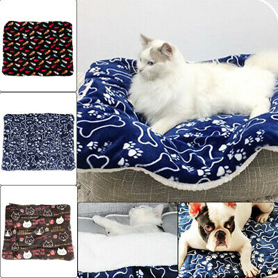 Washable Dog Bed Heavy Duty Cover Hardwearing Puppy Pet Cushion Mattress