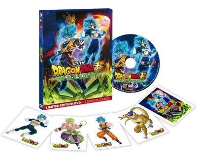 Dragon Ball Super - Broly DVD ANIME FACTORY