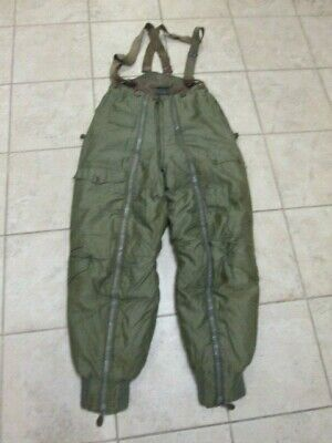 UNISSUED from storage USGI/AAF WW2 A11A Flight Pants with Suspenders