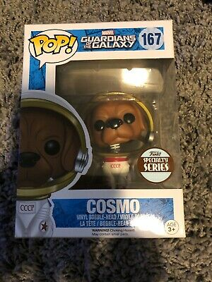 Cosmo Funko Pop! Marvel Guardians of the Galaxy #167