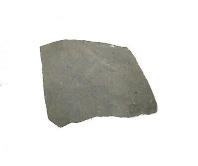 Roman Empire pottery shard piece in display case. Good large example #10