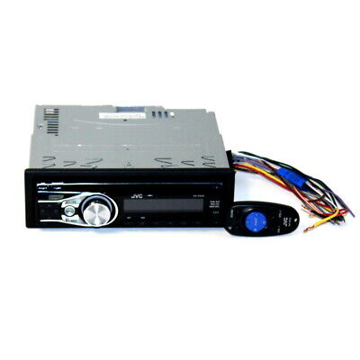 JVC KD-R320 CD Player In Dash Receiver FULLY TESTED - $41.25 ... on jvc r320 wiring diagram, kw-r500 jvc wiring harness, jvc kd r330 wire harness,