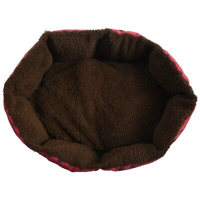 Pet Dog Cat Bed Soft Nest Puppy Cushion Warm Kennel Mat Washable Winter Gif O3M9