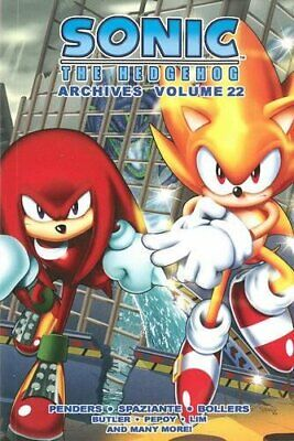 Sonic the Hedgehog Archives 22 by Sonic Scribes