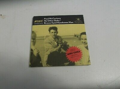 PAUL McCARTNEY NO OTHER BABY CD SINGLE