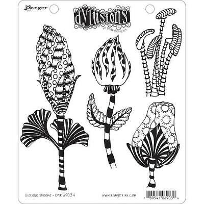 Dyan Reaveley/'s Dylusions Cling Stamp Collections 51282 People Ugh