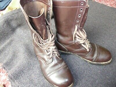 WW2 WWII Reproduction US Para Jump Boots Airborne