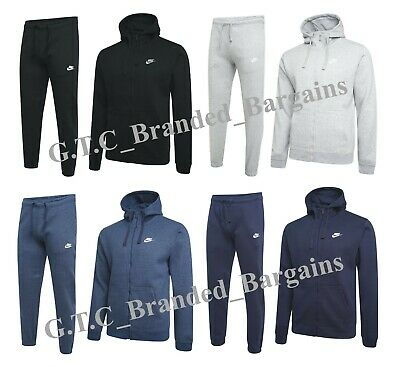 Nike Zip Tracksuit Fundation 2 / Jogging Bottoms & Nike Zip Hoodie / Set