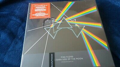 Pink Floyd Dark side of the Moon Immersion Box Set- SEALED-BEAUTIFUL-PERFECT