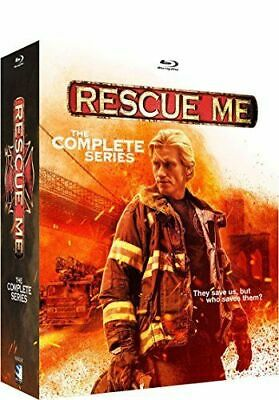 RESCUE ME COMPLETE TV SERIES Sealed New Blu-ray Seasons 1 2 3 4 5 6 7