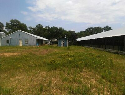 NO RESERVE! 3.91 Acres Farm With 15,324 Sq Ft Buildings! Land for Sale Acreage