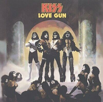 Kiss - Love Gun [CD]
