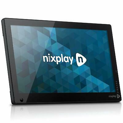 Nixplay Signage 15.6'- Simple, Scalable And Stunning Digital Signage, Ready To