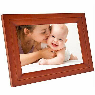 Hdgenius 10 Inch WIFI Digital Photo Frame With HD Touch Display , IPhone and