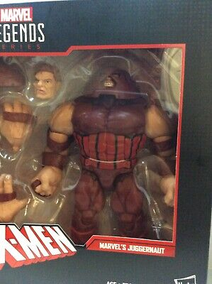 Marvel Legends 80th Anniversary X-Men Juggernaut Figure From The 2pack Colossus
