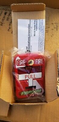 Firecom SG Series Manual Pull Fire Alarm SG-32