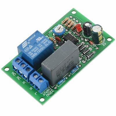 220V relay board, power on, time delay, circuit module, corridor switch, st I5V5