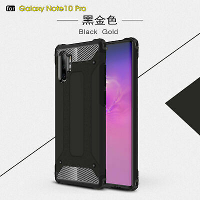 Case For Samsung Galaxy note 10 pro Shockproof Slim Hybrid Armor Hard Back Cove