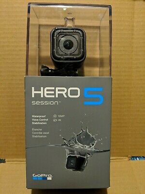 GoPro HERO5 Session Go Pro Best Camera Only 4k video and 10MP Photo Capture NEW