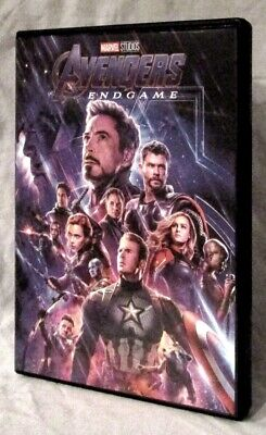 Avengers: Endgame (DVD 2019) Action/Sci-Fi-Ships First  Class!
