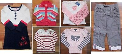 32 Bundle of Girl's Size 4 Winter Clothing (9 Items) LITTLE LEONA, PUMPKIN PATCH