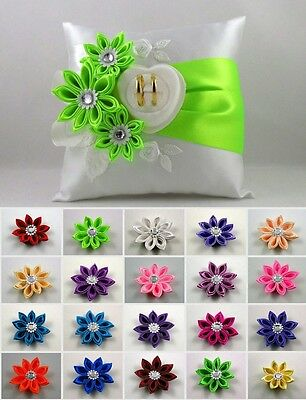 Ringpillow Wedding Multiple Colors for choose New Box for Wedding Ring