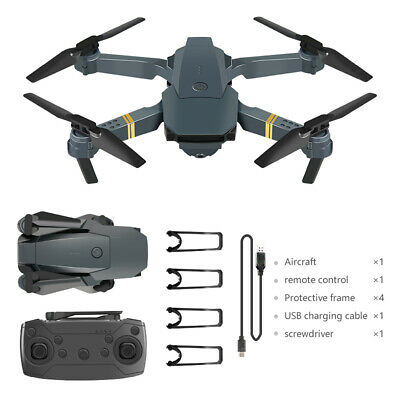 RC Drone X Pro Foldable Quadcopter Aircraft 2.4G WIFI FPV with 1080P HD Camera