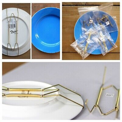 Plate Spring Holder Hanging Wire For Wall Hanger Art Decoration Various Sizes