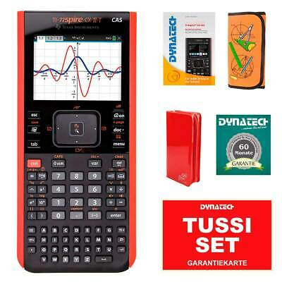 Texas Instruments Nspire CX II T CAS - Tussi Set