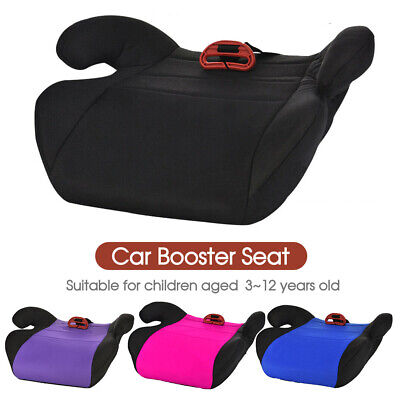 Car Booster Children Seat Chair Cushion Pad For Toddler  Child Kids Baby Sturdy