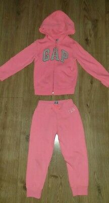 Girl's GAP PINK Tracksuit 5 Years