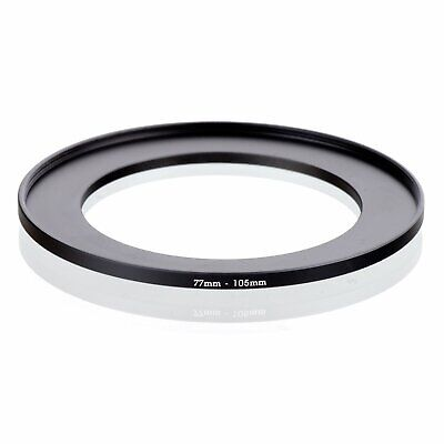 77-105 77mm to 105mm 77mm-105mm Matel Step-up Stepping Up Ring Filter Adapter