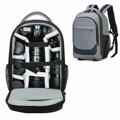 Camera Backpack DSLR SLR Camera Bag for Sony Canon Nikon Olympus Lens Organizer