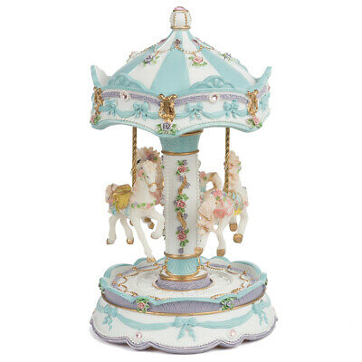 NEW The Russell Collection Les Halles Musical Carousel