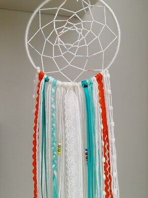 Dreamcatcher Kit Cream, Bohemian, Craft, Birthday, Christmas, Gift, Craft Party