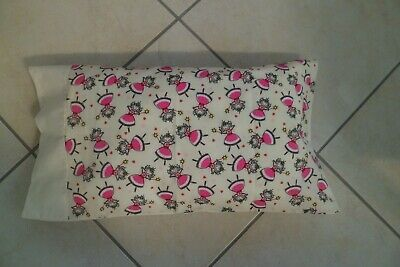 "Child's/Kiddies P/Case (Set of TWO) for Cleva Mama Pillow 22.5"" by 12.5"" Approx."