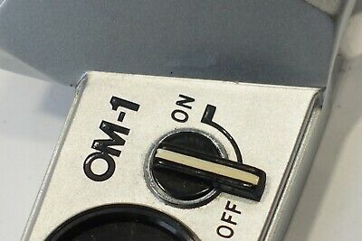 Olympus ON/OFF switch for M-1 and early OM1 camera, M1 & OM 1
