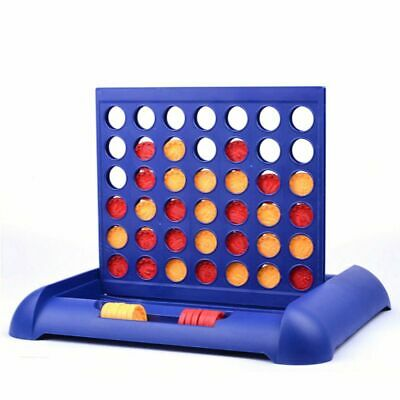 Classic Connect 4 Four Family Fun Fast Paced Board Game Gomoku  Parent-child Toy