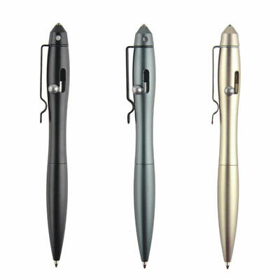 1pc Outdoor Survival Self Defense Personal .Safety With Tactical Pen Dyxl G Q4N3