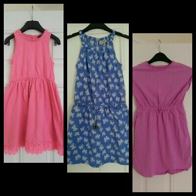 Girls dresses bundle Next and George 7-8 Years