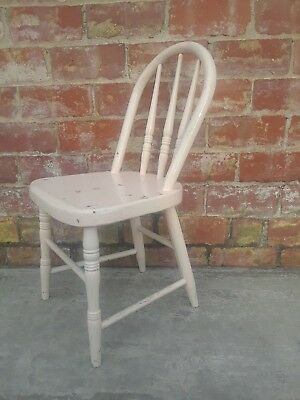 Antique Child's Bentwood Chair Primitive Rustic