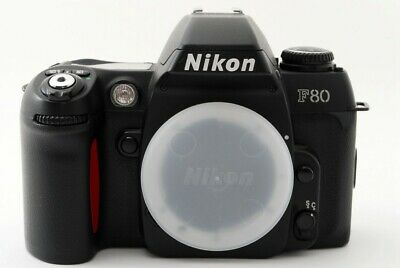 Excellent++ Nikon F80s 35mm SLR Film Camera Body from Japan